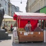 Zagreb, Croatie - 2015